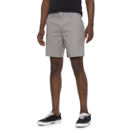 """Toad&Co Swerve Shorts - 8"""" (For Men) in Light Ash"""