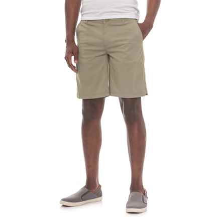 Toad&Co Turnpike Shorts - UPF 40+, Organic Cotton (For Men) in Jeep - Closeouts