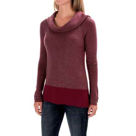Toad&Co Uptown Sweater - Merino Wool (For Women) in House Red - Closeouts