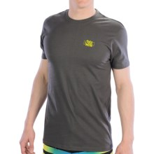 Toes on the Nose Paradise T-Shirt - Short Sleeve (For Men) in Grey - Closeouts