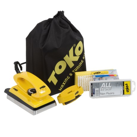 Toko All in One Hot Wax Kit
