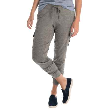 Tommy Bahama Aldwyn Cargo Pants (For Women) in Gunmetal Heather - Overstock