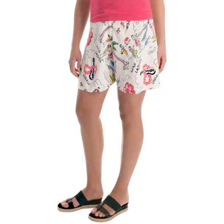 Tommy Bahama Beach Scatter Skort (For Women) in Lace - Overstock
