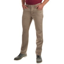 Tommy Bahama Bennet Pants - Authentic Fit, Straight Leg (For Men) in Brindle Taupe - Closeouts