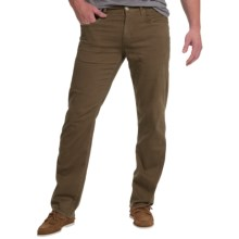Tommy Bahama Bennet Pants - Authentic Fit, Straight Leg (For Men) in Maduro - Closeouts
