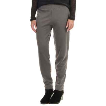 Tommy Bahama Billow Double-Knit Pants (For Women) in Gunmetal - Overstock