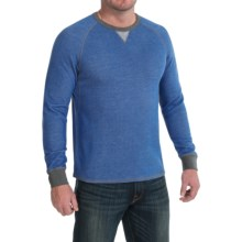 Tommy Bahama Bob Twillin Sweatshirt - Reversible, Cotton-TENCEL® (For Men) in Blue Splash - Closeouts