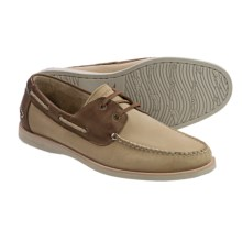 Tommy Bahama Brody Boat Shoes - Leather (For Men) in Natural - Closeouts