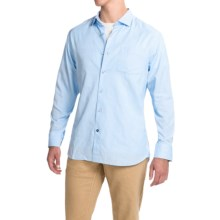 Tommy Bahama Coconut Coast Shirt - Long Sleeve (For Men) in Lt Mistral - Closeouts