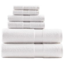 Tommy Bahama Cypress Bath Towel Set - 6-Piece in Coconut - Closeouts