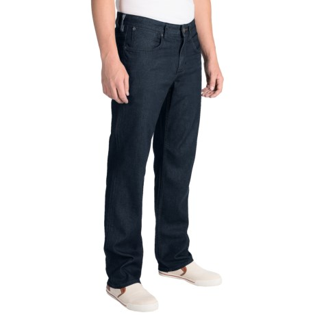 Tommy Bahama Dallas Jeans - Authentic Fit (For Men) in Black Overdye