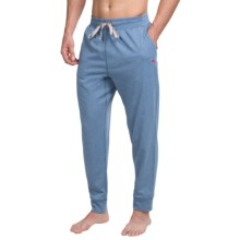 Tommy Bahama Double-Face Heather Lounge Pants (For Men) in Blue Heather - Closeouts