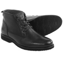 Tommy Bahama Edisto Nubuck Boots (For Men) in Black - Closeouts