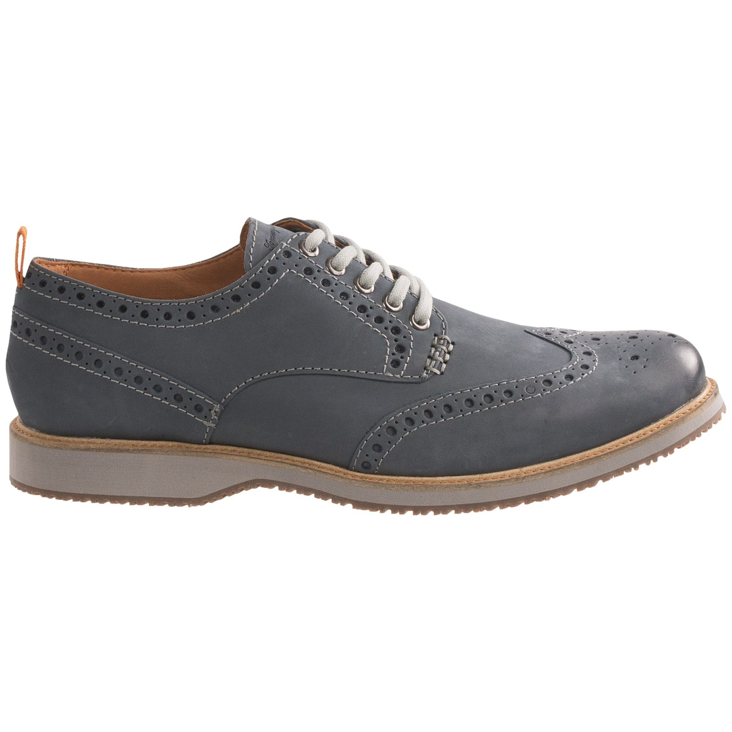 bahama elliot leather wingtip shoes for 7661r