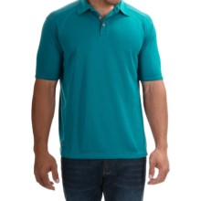 Tommy Bahama Firewall Spectator Polo Shirt - Short Sleeve (For Men) in Mambo Blue - Closeouts