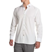 Tommy Bahama Floral Firenze Shirt - Long Sleeve (For Men) in White - Closeouts
