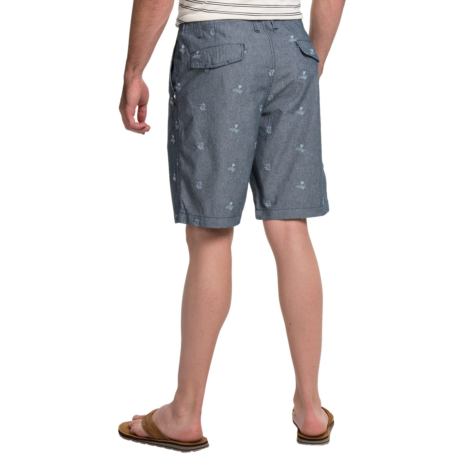 Tommy Bahama Forte Dei Marlin Shorts (For Men) - Save 48%