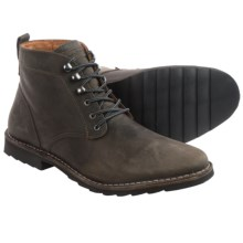 Tommy Bahama Garrick Boots - Leather (For Men) in Elephant - Closeouts