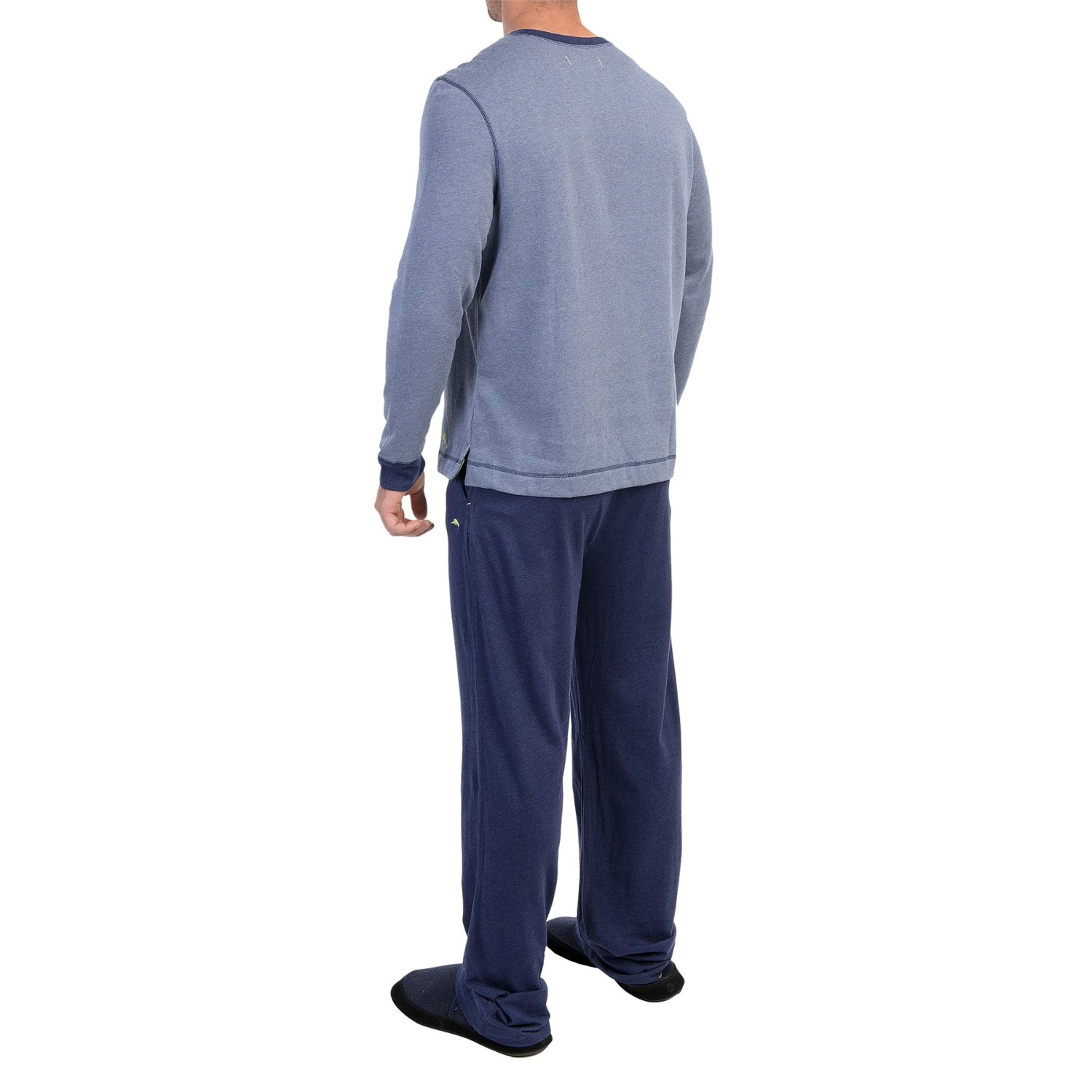 Tommy Bahama Heathered French Terry Pajamas (For Men ...
