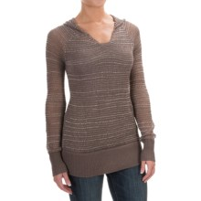 Tommy Bahama Hebar Hooded Sweater (For Women) in Briarwood - Overstock