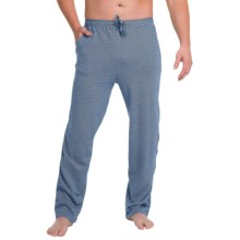 Tommy Bahama Herringbone Knit Lounge Pants (For Men) in Blueberry - Closeouts