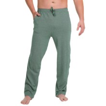 Tommy Bahama Herringbone Knit Lounge Pants (For Men) in Dark Green - Closeouts