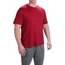Tommy Bahama Island Sleepwear T-Shirt - Cotton Blend, Short Sleeve (For Men) in Crimson - Closeouts
