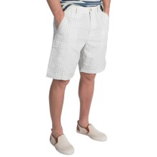 Tommy Bahama Key Grip Cargo Shorts (For Men) in Spray - Closeouts