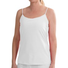 Tommy Bahama Koko Tank Top - Shelf Bra (For Women) in White - Closeouts