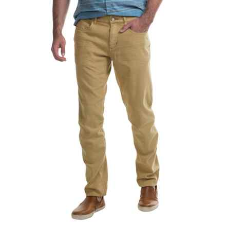 Tommy Bahama Leo Jeans - Authentic Fit, Straight Leg (For Men) in Corozo - Closeouts