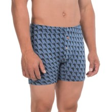 Tommy Bahama Marlin Madness Boxer Briefs (For Men) in Blue - Closeouts