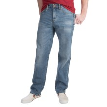 Tommy Bahama Nash Denim Jeans - Authentic Fit, Straight Leg (For Men) in Med Worn Wash - Closeouts