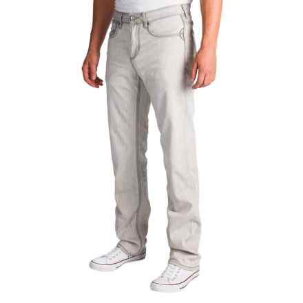 Tommy Bahama New Cooper Jeans - Authentic Fit (For Men) in Bleach Grey Wash - Closeouts