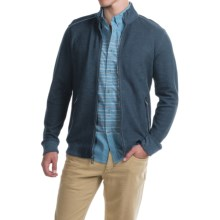 Tommy Bahama New Scrimshaw Jacket - Full Zip (For Men) in Dress Blues - Closeouts