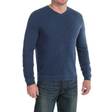 Tommy Bahama Paradise Ridge Sweater - Silk Blend, V-Neck (For Men) in Ink - Closeouts