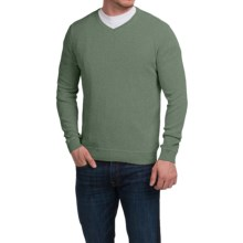 Tommy Bahama Paradise Ridge Sweater - Silk Blend, V-Neck (For Men) in Kingfish - Closeouts