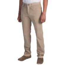 Tommy Bahama Parker Corduroy Pants - Vintage Straight Fit, Low Rise (For Men) in Chino - Closeouts