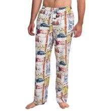 Tommy Bahama Print Lounge Pants (For Men) in Multi-Color - Closeouts