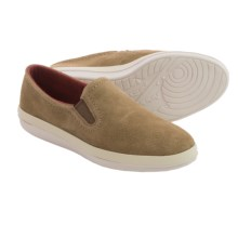 Tommy Bahama Relaxology® Calina Shoes - Suede (For Women) in Sand - Closeouts