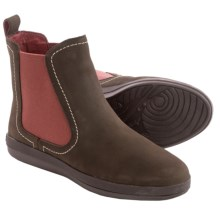Tommy Bahama Relaxology® Quintessa Boots - Suede (For Women) in Dark Brown - Closeouts