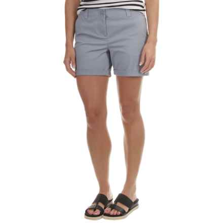 Tommy Bahama Sail Away Shorts (For Women) in Evening Dove - Overstock