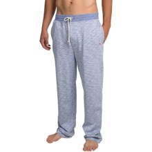 Tommy Bahama Slub French Terry Lounge Pants (For Men) in Chambray - Closeouts