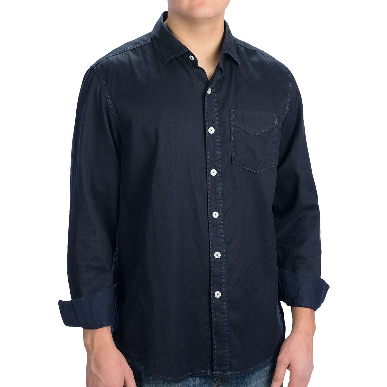 Tommy bahama still twillin shirt long sleeve for men for Tommy bahama long sleeve dress shirts