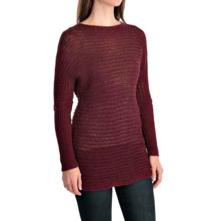 Tommy Bahama Sweetzer Sweater - Dolman Sleeve (For Women) in Cassis - Overstock