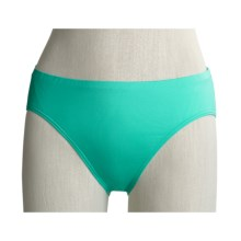 Tommy Bahama Swimsuit Bottoms - High-Waist (For Women) in Solid Scuba - Closeouts
