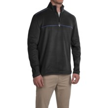 Tommy Bahama TB Softwear MVP Sweatshirt - Zip Neck (For Men) in Charcoal - Closeouts