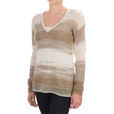 Tommy Bahama Tilson Sweater (For Women) in Chanterelle - Overstock