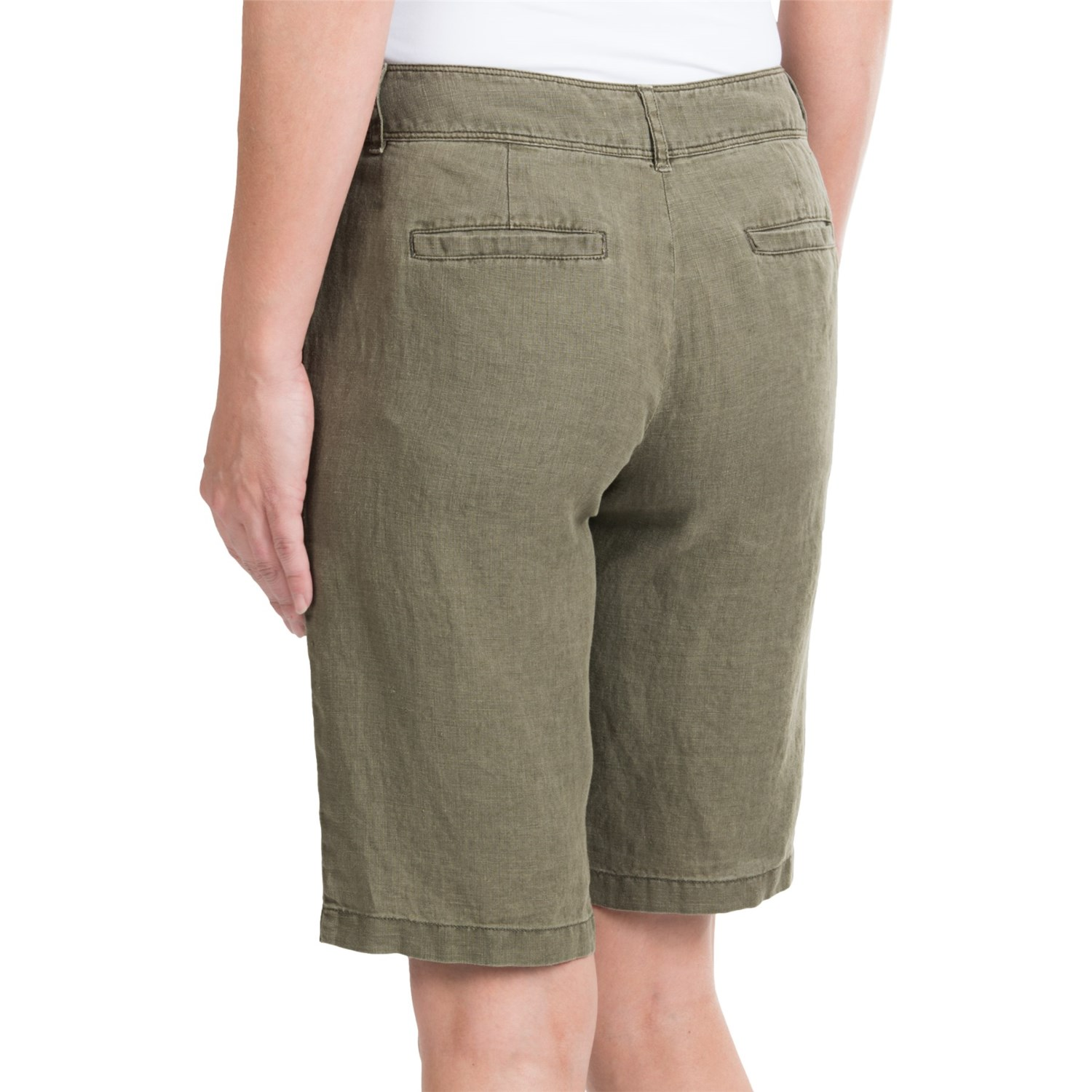 Find great deals on eBay for womens linen bermuda shorts. Shop with confidence.