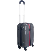 "Tommy Hilfiger Lochwood Spinner Suitcase - 21"", Carry-On in Slate - Closeouts"
