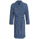 Tommy Hilfiger Microfleece Robe - Long Sleeve (For Men)
